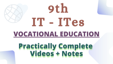 Photo of Introduction of 9th IT – best course
