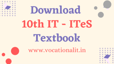 Photo of Download 10th IT Vocational course Textbook