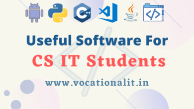 Photo of Most useful Software for CS IT Students