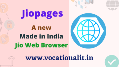 Photo of JioPages :- A new Jio web Browser