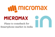 Photo of Micromax plans for a Comeback with new mobiles in India