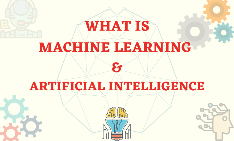 MACHINE LEARNING ml & ARTIFICIAL INTELLIGENCE (1)