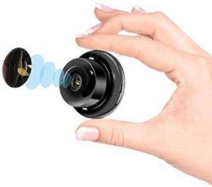 how to identify advanced hidden camera