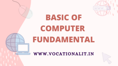 Photo of Basic knowledge of Computer Fundamental for skill