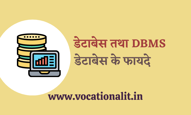 database and dbms